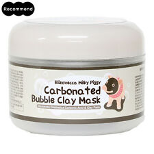 [Elizavecca] Milky Piggy Carbonated Bubble Clay Mask 100ml  Acid Pore Cleansing