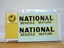 Dinky 443 National Benzone water-slide (A)