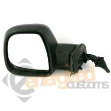 Peugeot Partner 2012-2016 Cable Black Cover Wing Door Mirror Passenger Side
