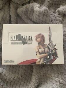 Final Fantasy Opus 1 Booster Box (sealed) ENGLISH