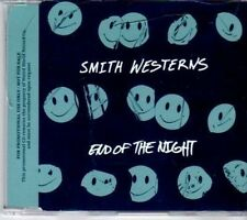 (DH796) Smith Westerns, End of the Night - 2011 DJ CD