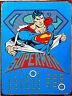 * Licensed Superman Kalender Vintage Schild *017 neu