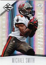 MICHAEL SMITH 2012 Panini Limited Silver Spotlight Card #191 #/49 Buccaneers
