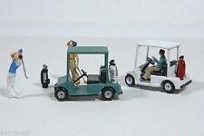 JL Innovative HO scale Golf Carts & Bags  459 x