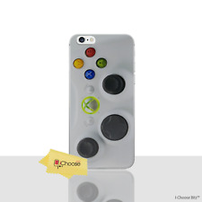 "Controller Custodia/COVER Apple iPhone 7 (4.7"")/Screen Protector/Gel/XBOX 360"