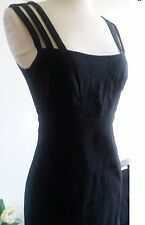 *Star* by Julien MacDonald LBD Party Stretch Wiggle Bodycon Pencil Dress Size 14