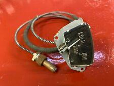 1950 CHRYSLER 8 CYL MOPAR TEMP HEAT GAUGE NOS 133824