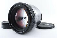Nikon AF Nikkor 85mm F/1.8 Portrait Prime Lens Made In Japan Tested Fedex #7183