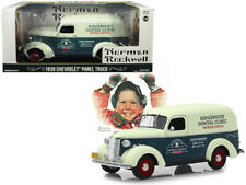 """1939 Chevrolet Panel Truck """"Ridgewood Dental Clinic"""" """"Norman Rockwell Delivery V"""