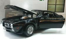 Voitures, camions et fourgons miniatures noirs pour Pontiac