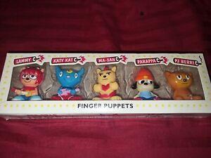 Um Jammer Lammy Finger Puppets Sealed Toy