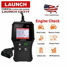 Automotive OBD2 Scanner OBD Code Reader Car Check Engine Light Diagnostic Tool