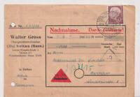 BUND, Mi. 190 EF, NN-Soltau,OWS, 1.4.58