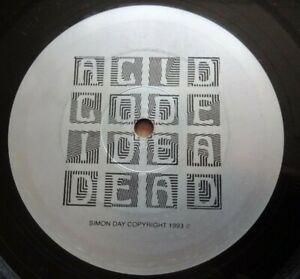 "P.H.1 / MAJOR ARCANA - Greater Than Science E.P. - 12"" Vinyl  1993 ACID / TECHNO"