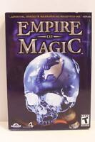 Empire Of Magic PC CD Software Game Sealed New