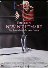 Freddy's New Nightmare |Wes Craven's New Nightmare 1994 Englund Orig.-Kinoplakat