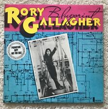 RORY GALLAGHER - BLUEPRINT - WLP PROMO LP STICKER NM VINYL PD 5522 RARE