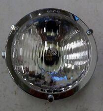 I F106 Fanale Anteriore Moto e Ciclomotore Rotondo a 2 luci d. 105