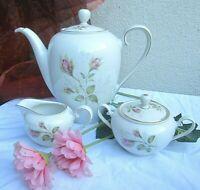 * hutschenreuther kaffeekern mit rosendekor feines porzellan true vintage