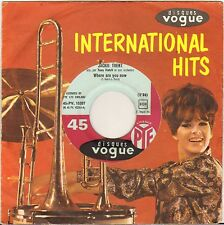 "JACKIE TRENT ""WHERE ARE YOU NOW"" 60'S SP VOGUE 15207"