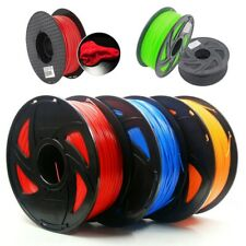 Premium 1.75mm 3D Printer PLA Filament Printing 1KG Various Colours High Quality