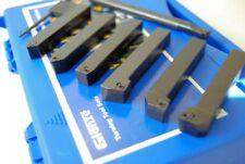 Set of 12 mm Glanze CCMT Mini Indexable Lathe Tools