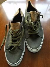 """""""Creative Recreation"""" Casual Men's Shoes/ Sneakers size 13 Army green & tan"""
