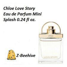 Chloe Love Story Eau de Parfum Splash 0.24 oz./7.5 ml Sexy Feminine Perfume New