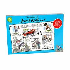The World Of David Walliams - Billionaire Boy 250 Piece Jigsaw Puzzle
