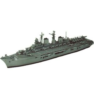 1:400 3D Paper Model DIY England Invincible Class Aircraft Carrier Ship Boat Kit