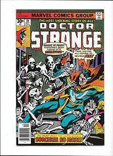 """Doctor Strange #19 [1976 Vg+] """"Sorcerer No More!"""""""