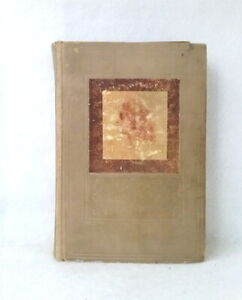 Antique illustrated hardback 1910 Anne of Green Gables by L. M. Montgomery
