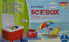 Aristo 6 LTR INSULATED Personal Cooler Ice Box (With Bill)