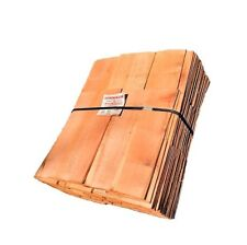 Western Red Cedar Shingles/Cladding High Quality 3 Grades & accessories FREE P&P