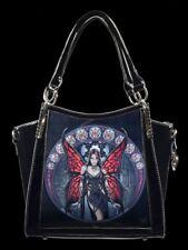 Vernis Sac à main avec 3D Motif - Aracnafaria - Elfe Anne Stokes Gothique sac