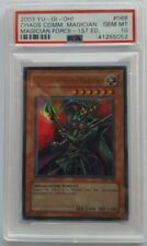 YU-GI-OH  CHAOS COMMAND MAGICIAN 1ST EDITION MFC-068  PSA 10