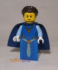 Lego Queen Halbert from set 70325 Infernox captures Queen Nexo Knights nex018