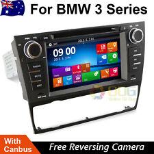 """7"""" Car DVD GPS Stereo Player Head Unit fit for BMW M3 E90 E91 E92 E93 Windows CE"""