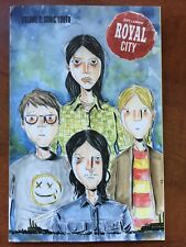 Royal City Volume 2: Sonic Youth TPB Image 2018 VF