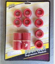 Volkswagen Bug/Beetle Bugpack Red Urethane Axle Cover Kit