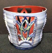 Angele (Ella) Piotrowska  Wittmann Wiener Werkstatte Pottery Bowl