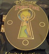 Disney Japan M & P Tinker Bell Keyhole History of Art Peter Pan LE Pin