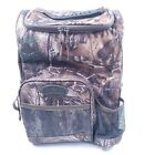 Camo Insulated Cooler Backpack Soft Cooler Bag Lunch Drinks Beer Hunting