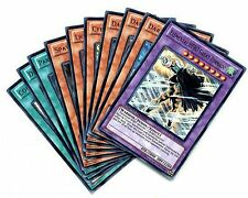 YuGiOh GX Legendary Collection 2 Ultra Rare Cards Set of 10 Ultra Rare