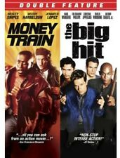 Money Train/The Big Hit (2013, REGION 1 DVD New) WS