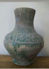 Large  Chinese Han Dynasty Pottery Hu (206BC -220AD)