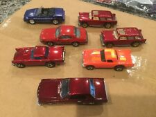 (6) Hot Wheels and (1) Racing Champion 1:64 Classic Car Diecasts