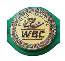 e32ffb6d WBC CHAMPIONSHIP REPLICA BELT WORLD BOXING COUNCIL FUll SIZE ADULT