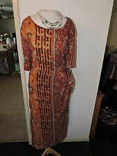 SPRING/SUMMER PLUS SIZE DRESS! SIZE 22 BUST 50