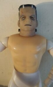 Frankenstein 1979 Remco Figure no clothing. Body only good condition